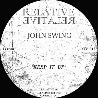 John Swing / EMG - Relative 013 - Unearthed Sounds