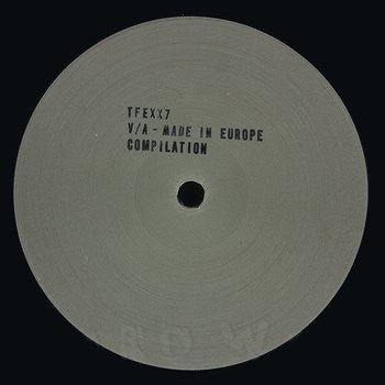 Various Artists - Made In Europe - Unearthed Sounds