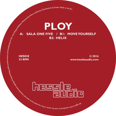 Ploy - Sala One Five - Unearthed Sounds, Vinyl, Record Store, Vinyl Records