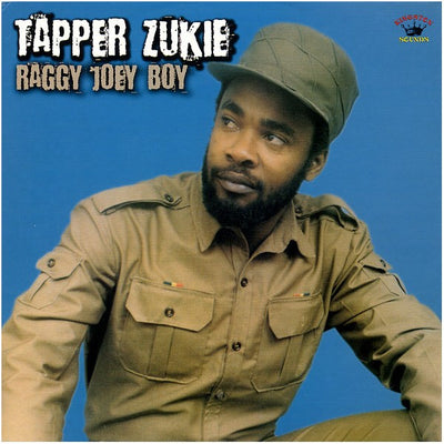 Tapper Zukie - Raggy Joey Boy - Unearthed Sounds