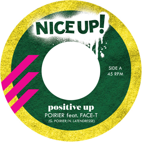 Poirier ft Face-T - Positive Up