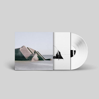 "Anmon - Anmon EP [180g White 12"" Vinyl with Full Colour Sleeves] - Unearthed Sounds"