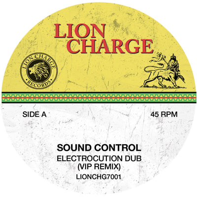 Sound Control - Electrocution Dub VIP / Rockin' Da Nation Remix - Unearthed Sounds