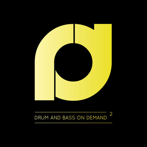 Various Artists - Drum and Bass On Demand 2 [CD Album]