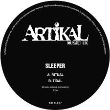 Sleeper - Ritual - Unearthed Sounds