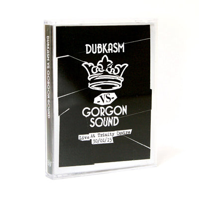 Dubkasm vs. Gorgon Sound w/ Solo Banton - Live at the Trinity Centre - Unearthed Sounds