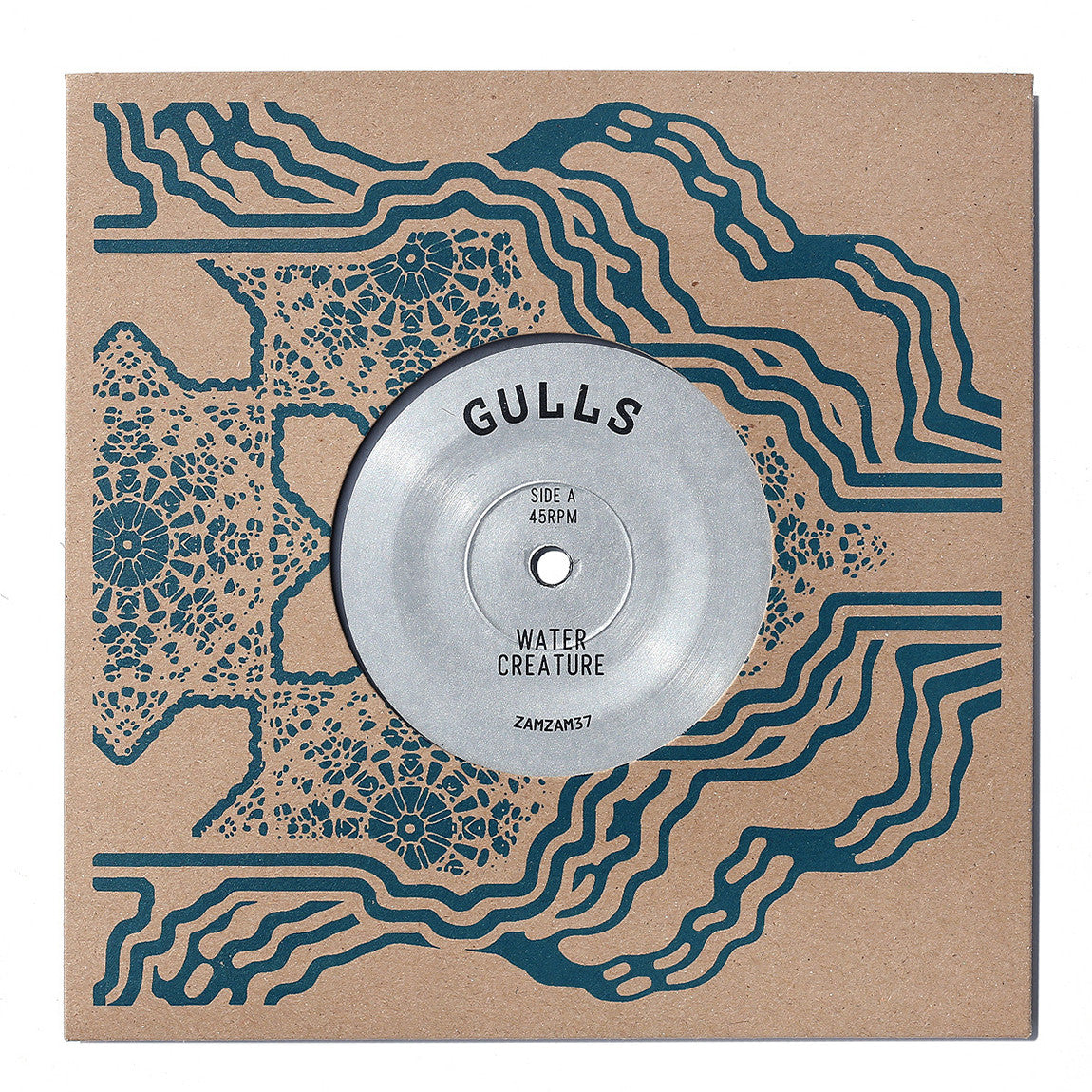 Gulls - Water Creature / Gulls Rhythm Force - Unearthed Sounds