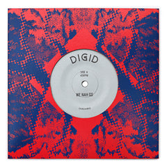 "Digid - We Nah Go / Digital Time [7"" Vinyl]"