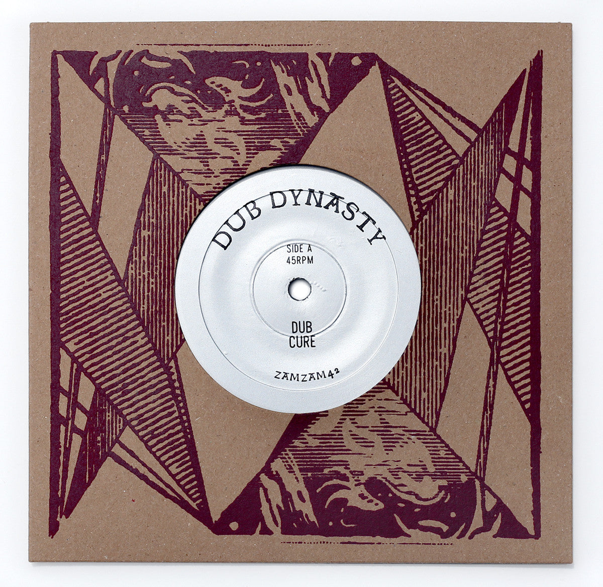 Dub Dynasty - Dub Cure // KUT , Vinyl - Zam Zam Sounds, Unearthed Sounds