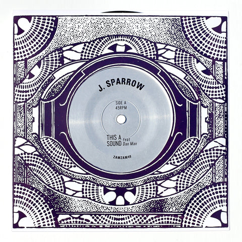 "J.Sparrow - This a Sound (feat. Dan Man) [7"" Vinyl]"