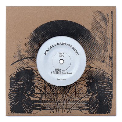 "Bukkha & Madplate Sound (feat Junior Dread) [7"" Vinyl]"