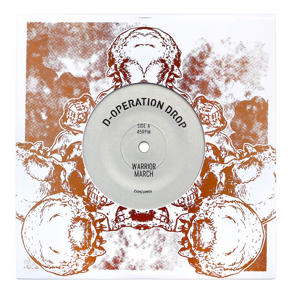 "D-Operation Drop - Warrior March / Sativa Team [7"" Vinyl]"