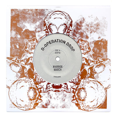 "D-Operation Drop - Warrior March / Sativa Team [7"" Vinyl] - Unearthed Sounds"