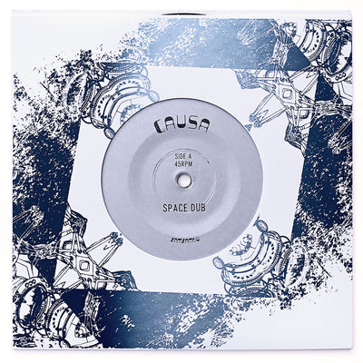 "Causa - Space Dub / Concrete Dub [7"" Vinyl]"
