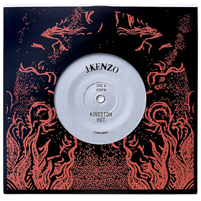 "J:Kenzo - Kingston Hot / Concrete Jungle ft. Sun of Selah [7"" Vinyl]"