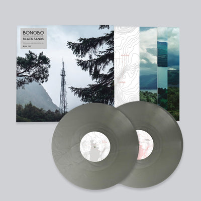Bonobo - Black Sands (10th Anniversary Editon) [2 x Grey Vinyl LP] - Unearthed Sounds