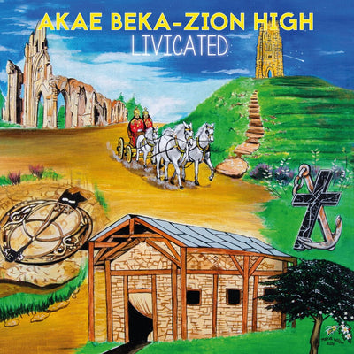 Akae Beka & Zion High - Livicated - Unearthed Sounds
