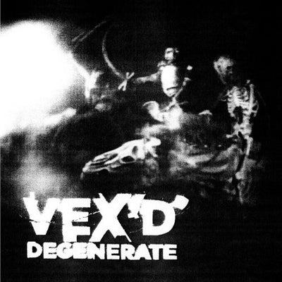 Vex'd - Degenerate [CD Re-Issue] - Unearthed Sounds