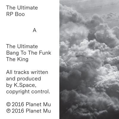 RP Boo - The Ultimate , Vinyl - Planet Mu, Unearthed Sounds
