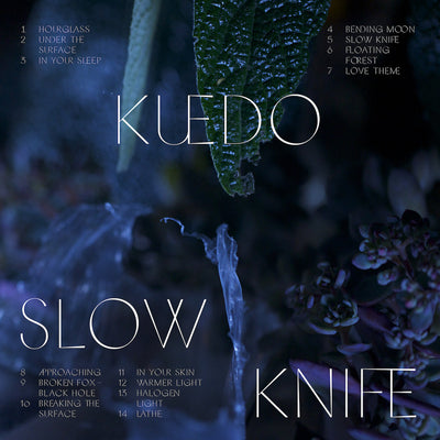 "Kuedo - Slow Knife [2x12"" Vinyl LP] - Unearthed Sounds"