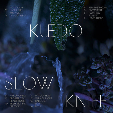 "Kuedo - Slow Knife [2x12"" Vinyl LP]"