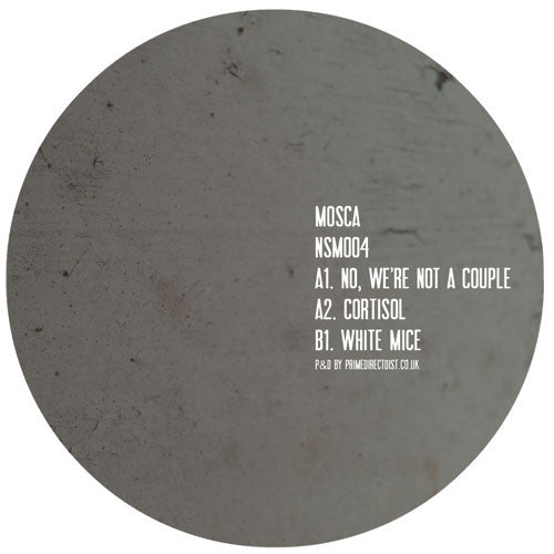 Mosca - NSM004 - Unearthed Sounds