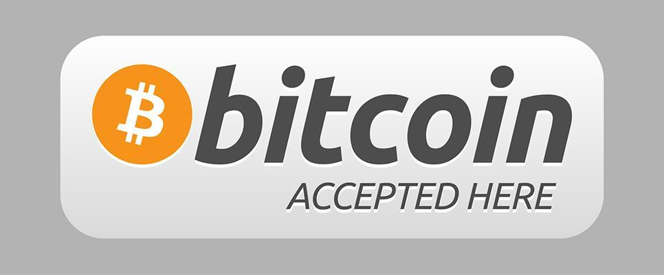 Unearthed accept Bitcoin