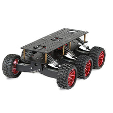 Load image into Gallery viewer, Wild Thumper 6WD All-Terrain Chassis, Black