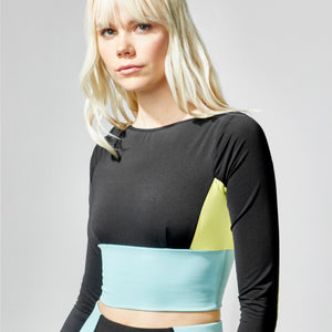 Michi - Rally Crop Top