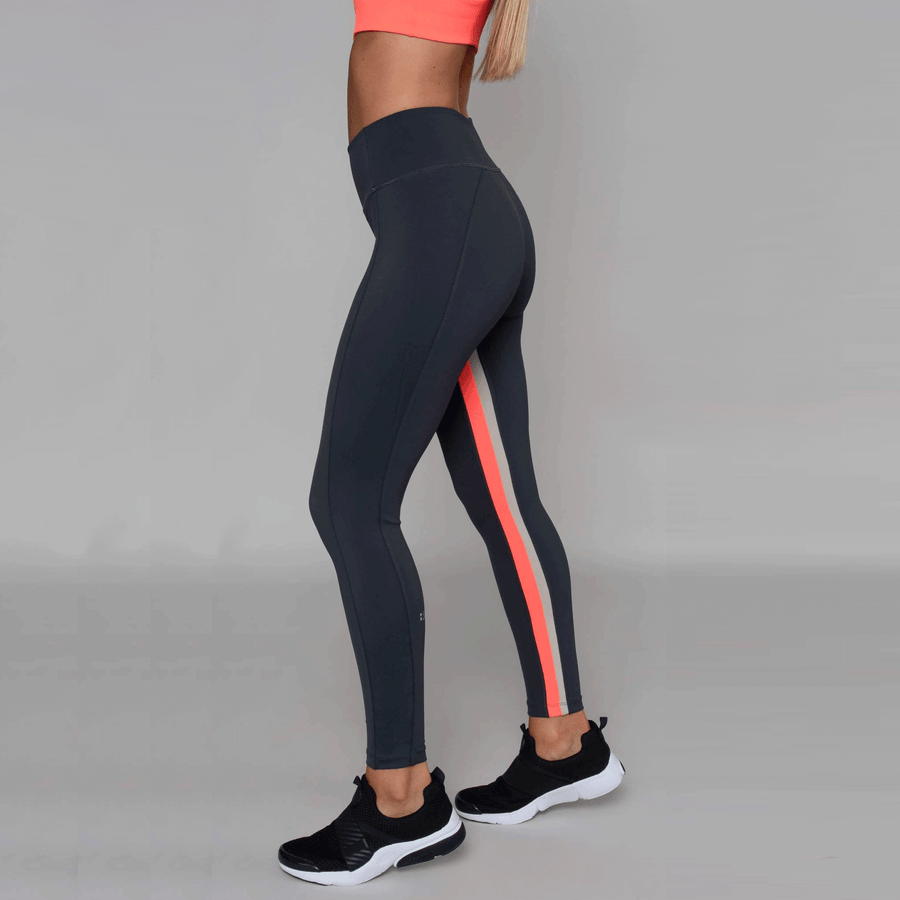 Splits59 Aeral 7/8 Legging Charcoal