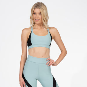 Thrive Société Blocked Out Sports Bra