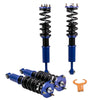 2001 - 2005 For LEXUS IS 300 IS300 Shock Strut Suspension Kits Coilovers Blue