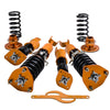 For Nissan Infiniti Z33 G35 350Z Roadster Adj Height  Camber Coilovers Suspension Kit