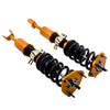 Spring Coil Coilover Struts for Nissan 03-09 350Z Z33 Shock Absorber Adj. Height