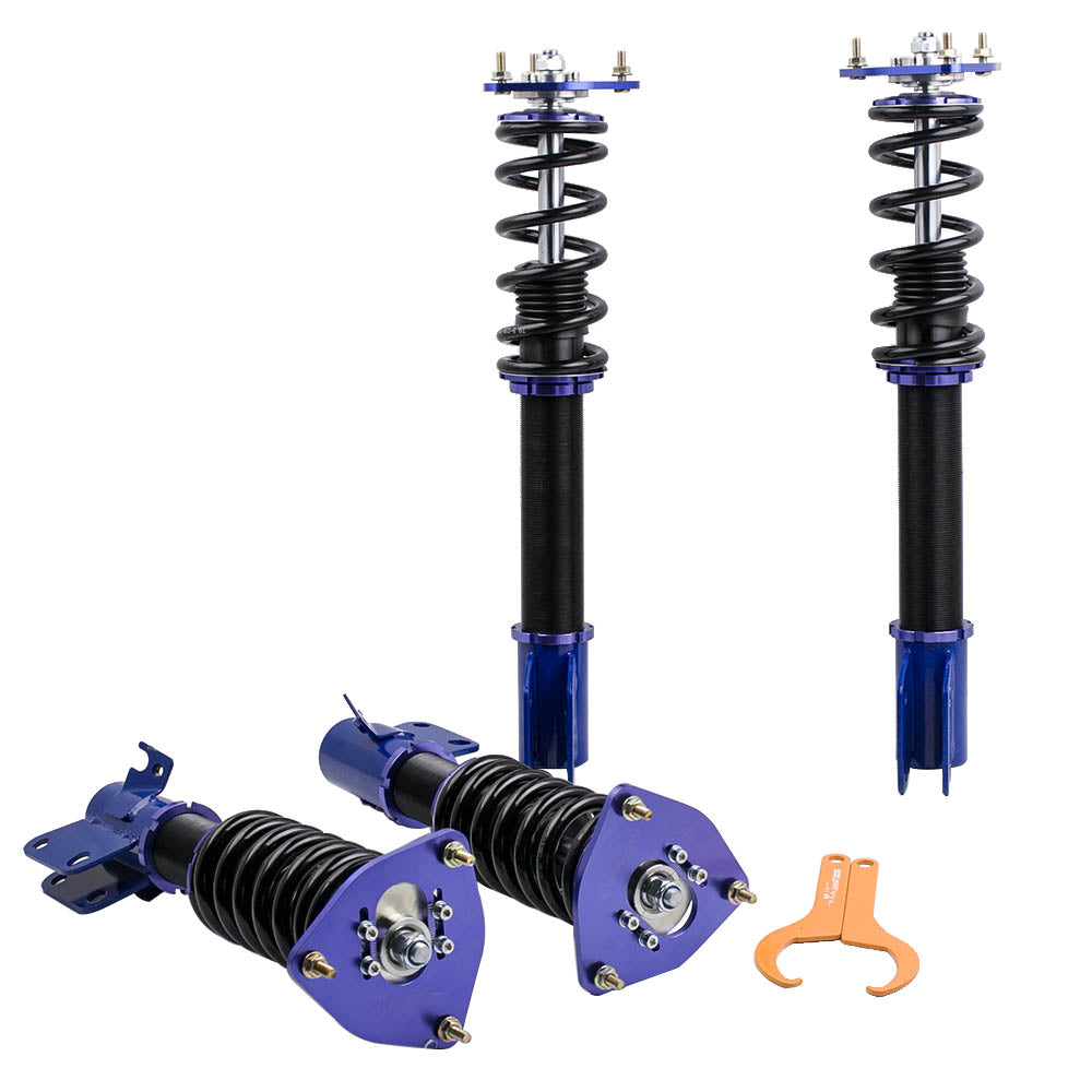 For Subaru Impreza Bugeye WRX GDB GDA SCB Coilovers Suspension Shock Absorber