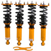 For Toyota Supra JZA70 MA70 GA70 86-92 24 Ways Damper Adjustable Coilover Shock Struts