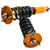 Racing Coilover For MK3 87-92 Supra 24 Way Adjustable Damper & Height Shock Sale