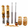 For VW LUPO + SEAT AROSA 1998¡§C2005 Adjustable Coilover Suspension Spring kit