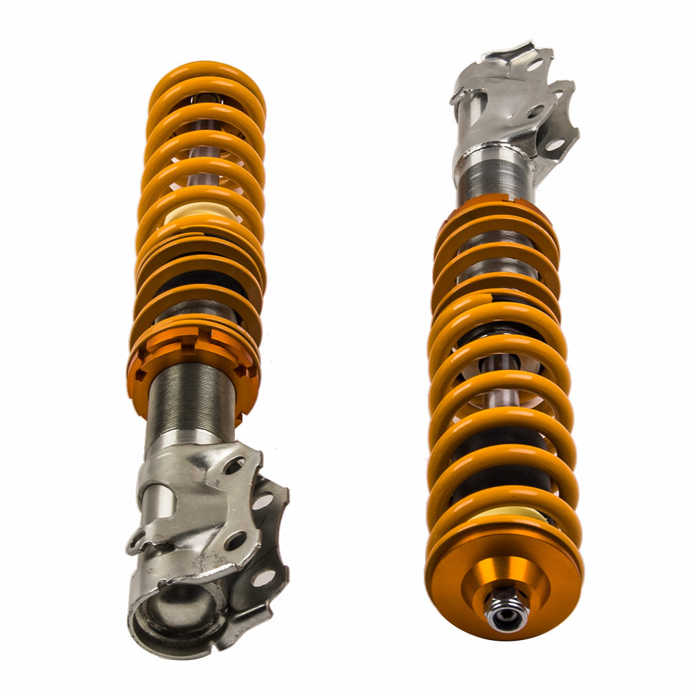 Adjustable Coilover Suspension Spring kit for VW LUPO + SEAT AROSA 1998-2005