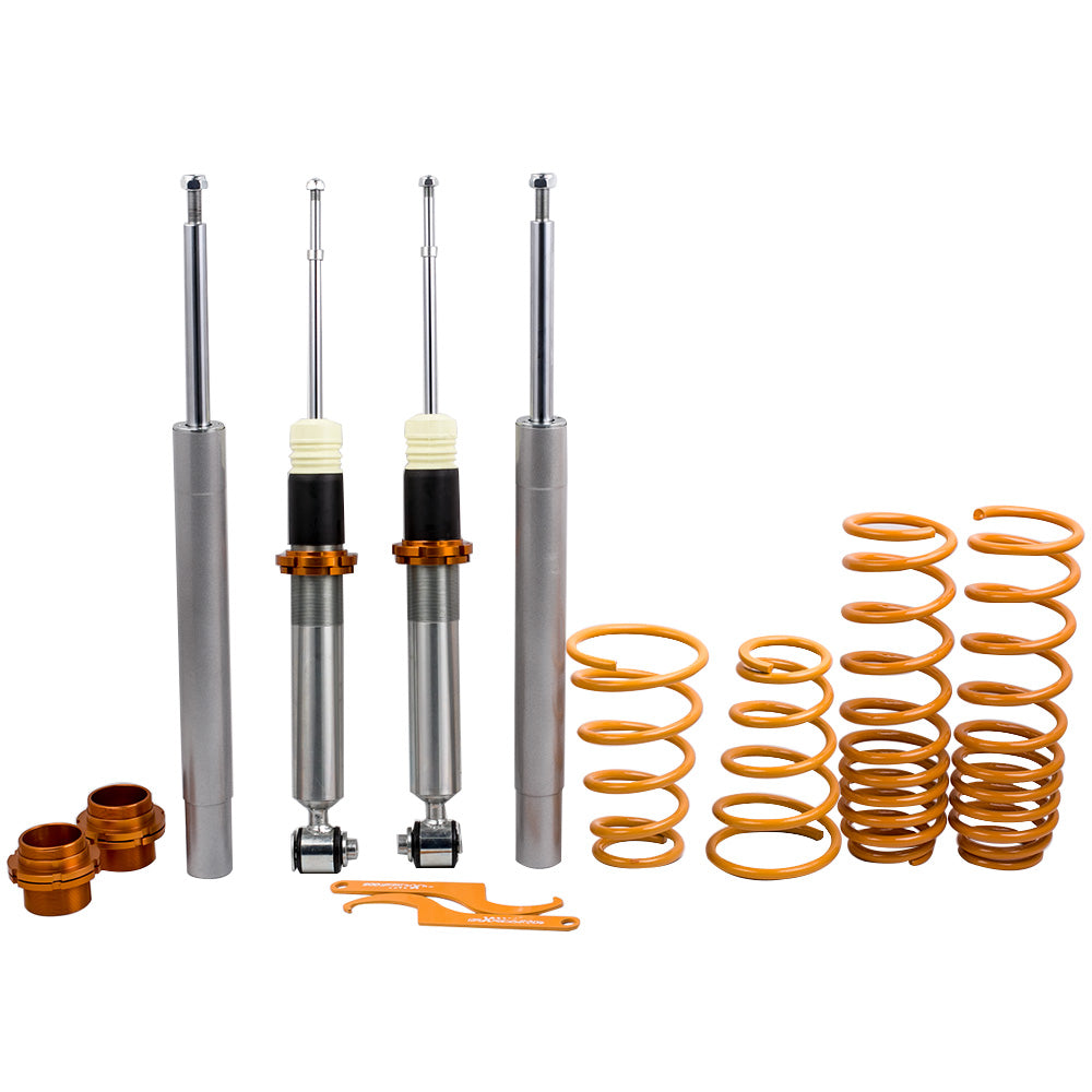 Performance Suspension Coilovers Strut Kit 1988-1997 For BMW 5 Series E34 Saloon