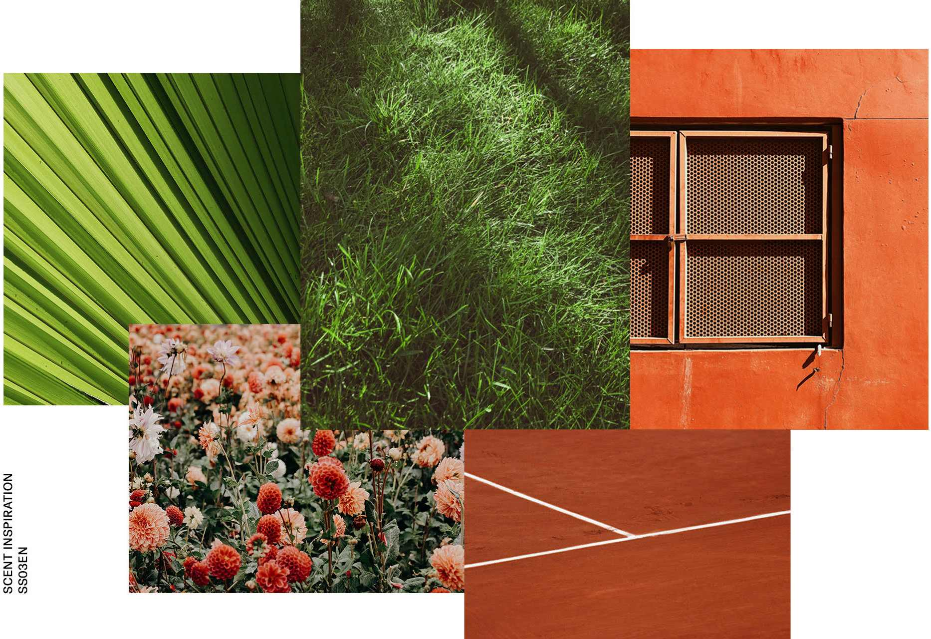 Functional Scent Mood board