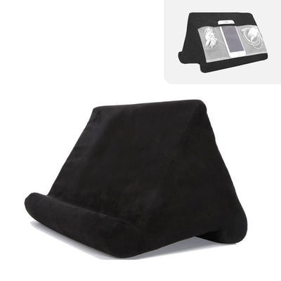 Ipad and Tablet Stand Pillow Holder