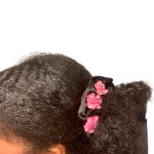 Load image into Gallery viewer, Flower Maxi Scrunchie (2-pack)