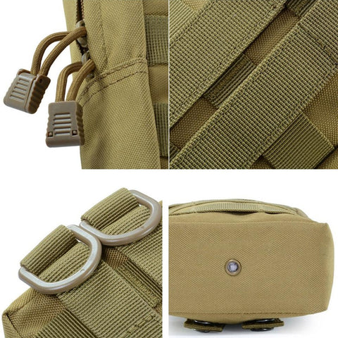tactical bag pouch molle
