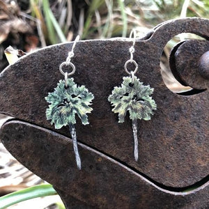 PALM Earrings - Palmetto Reina