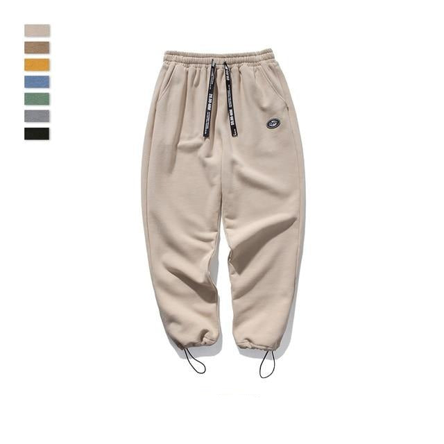 INFLVTION Harem Pants - Palmetto Reina