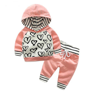 HEARTS Children's Sets - Palmetto Reina