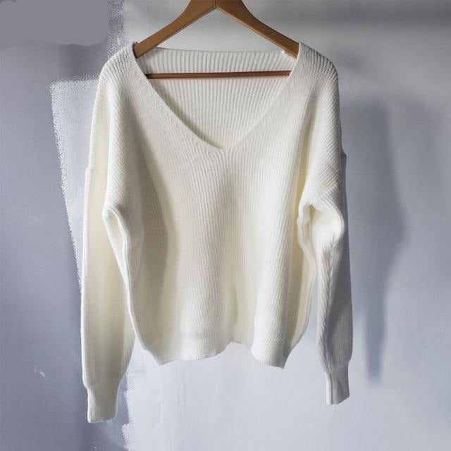 LUCY Sweater - Palmetto Reina