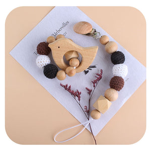 TANNY Teether Set - Palmetto Reina