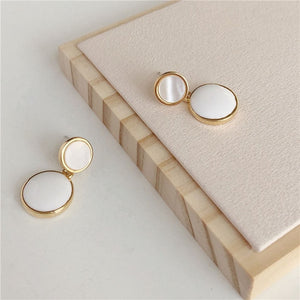 DOT Earrings - Palmetto Reina